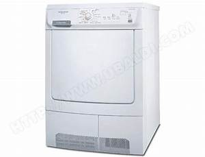 Seche Linge Pas Cher A Condensation : electrolux edh97951w pas cher s che linge condensation ~ Premium-room.com Idées de Décoration