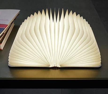 キニナル かばんに入る本型テーブルランプ lumio sf ルミオ エスエフ ブックランプ
