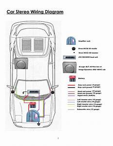 Wiring Diagram Symbol Car Stereo Subwoofer