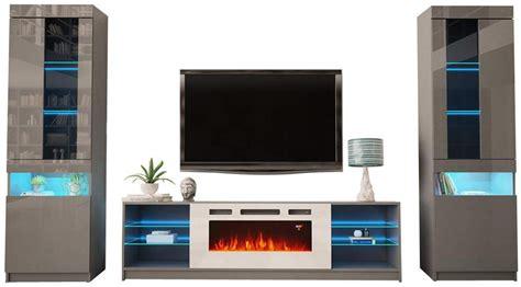 boston wh electric fireplace modern wall unit