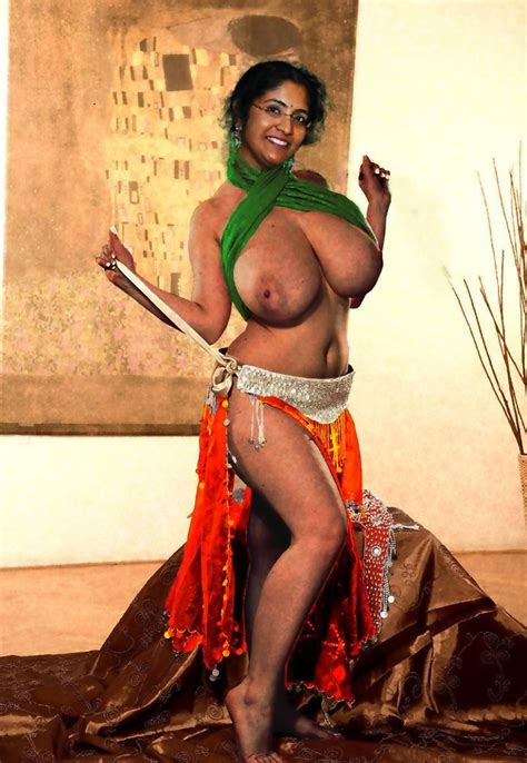 Indian Milf Shows Off Her Huge Tits Free Porn Pics From