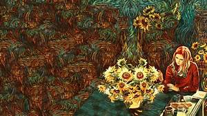 Vincent Van Gogh, Karen Gillan, Amy Pond, Doctor Who ...
