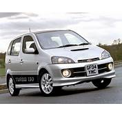 Daihatsu YRV Turbo 130 Review  Cars Gallery