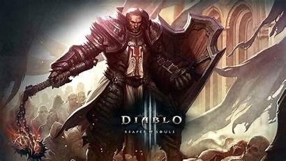 Crusader Diablo Wallpapers Geekshizzle Cross Holy Shotgun