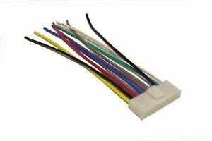 10 Pin Wiring Harness : sony wiring harness car stereo 9 pin wire connector ~ A.2002-acura-tl-radio.info Haus und Dekorationen