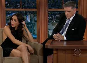 Meghan Markle's creepy interview with Craig Ferguson ...
