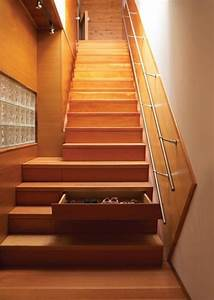 Treppen Im Trend : treppen im trend durch treppenschubladen viel stauraum erschaffen ~ Frokenaadalensverden.com Haus und Dekorationen