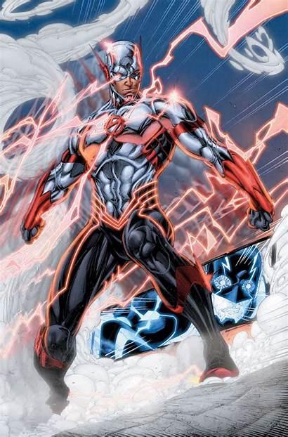 Flash Dc Kid Wally West Comics Costume