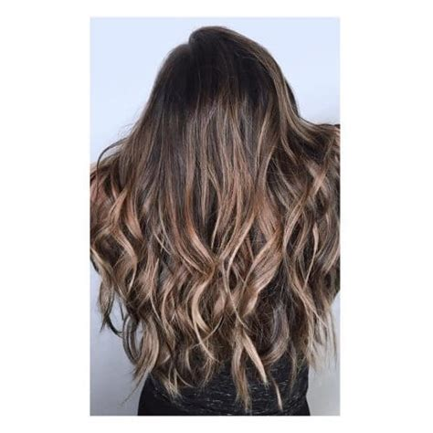 chocolate brown hair color ideas youll  love