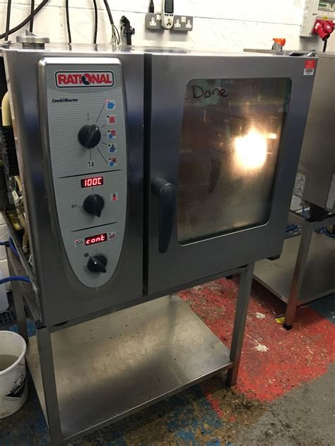 Rational Scc 61 Rational Cm 61 Combi Master 6 Grid Peri Peri 3 Phase Also Scc In Stock Used Rational