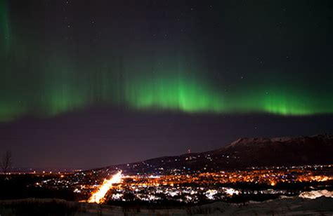 anchorage northern lights where to see the northern lights in america