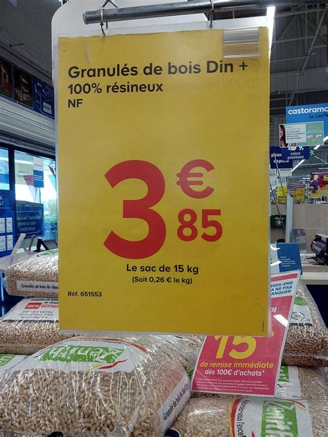 prix granules de bois prix d une tonne de pellets ou granul 233 s de bois conseils thermiques