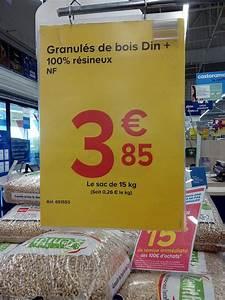 Granulés De Bois Castorama : prix d 39 une tonne de pellets ou granul s de bois ~ Dailycaller-alerts.com Idées de Décoration