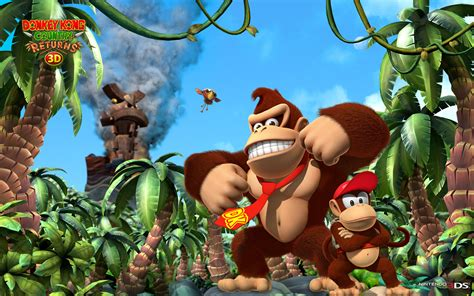 Donkey Kong Country Returns Objects Giant Bomb