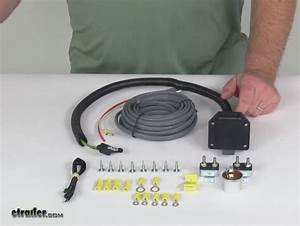 Curt Universal Installation Kit For Trailer Brake