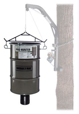 Moultrie Hanging Feeder by Moultrie Pro 30 Gallon Hanging Feeder Bass