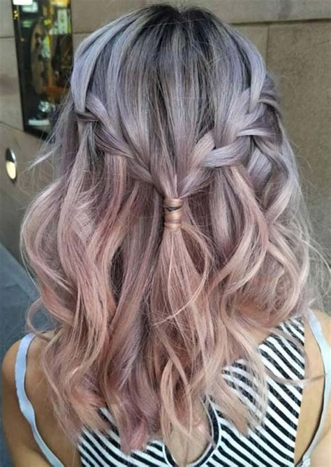 brightest spring hair colors trends  women