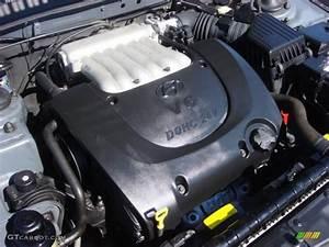 2002 Hyundai Sonata Gls V6 2 7 Liter Dohc 24