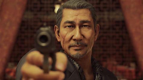 yakuza  announced  ps titled yakuza   dragon