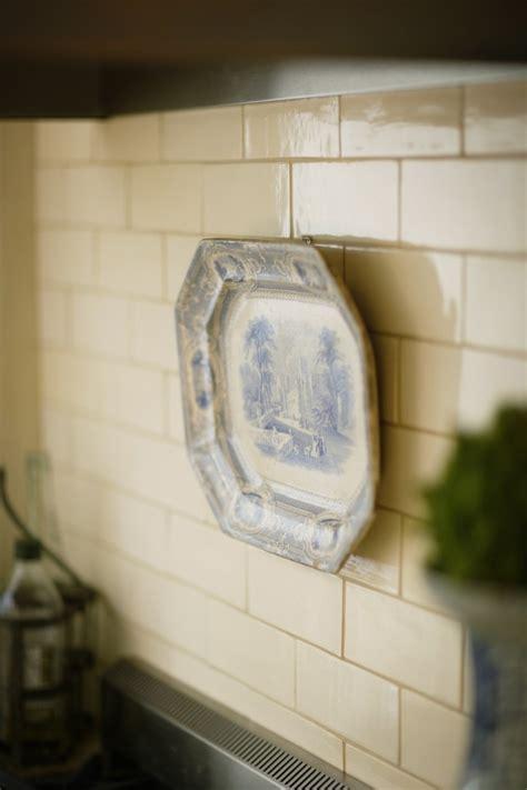 white subway tile kitchen traditional  antique