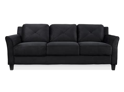 buchannan microfiber sofa bed 3 microfiber sectional elite home ideas
