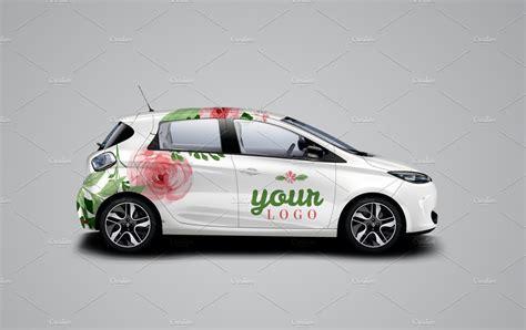 Cars Free by Car Mockup Product Mockups Creative Market