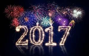 Wallpaper New Year, 2017, Fireworks, HD, 5K, Celebrations ...