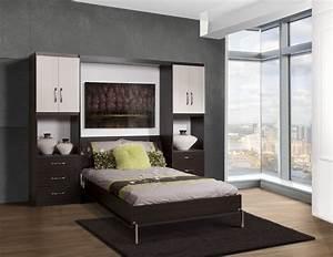 Lit Double Escamotable Ikea : lit mural escamotable lm510 109 boutique tendance ~ Melissatoandfro.com Idées de Décoration