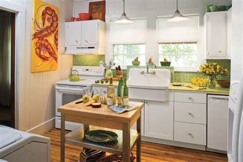 vintage decorating ideas for kitchens 1930s throwback kitchen stylish vintage kitchen ideas