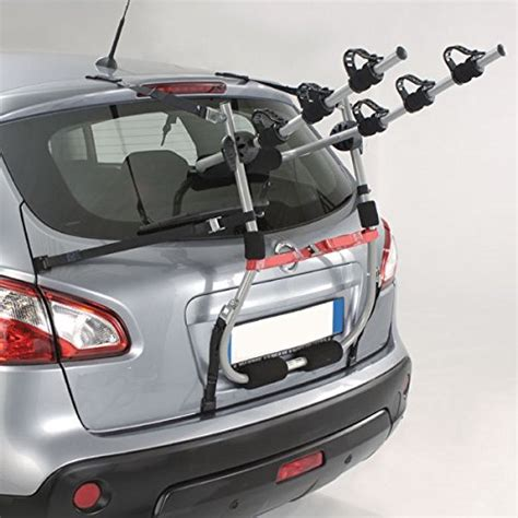 suv bike rack new clevr 3 bike rack truck mount hatch suv car bicycle