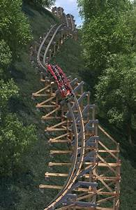 Dollywood Announces Lightning Rod Launched Wooden Coaster