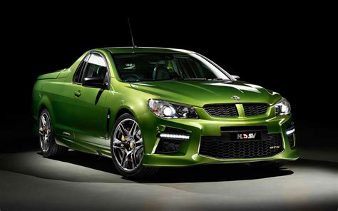 Hsv Gts Maloo On Sale In Australia Arrives November