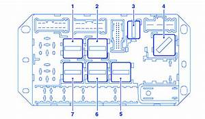 Range Rover Hse 2011 Engine Fuse Box  Block Circuit Breaker Diagram  U00bb Carfusebox