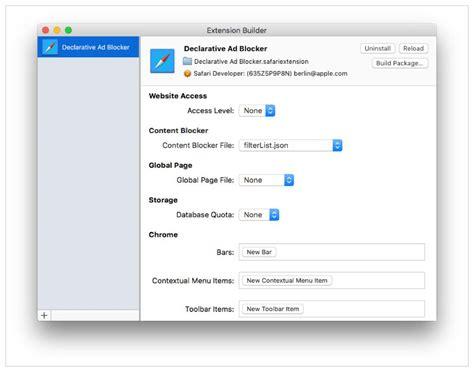 adblock safari iphone ios 9 permette agli sviluppatori di creare degli quot ad