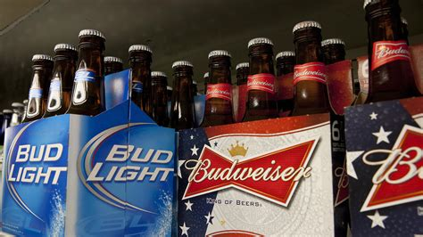 Budweiser May Seem Watery, But It Tests At Full Strength