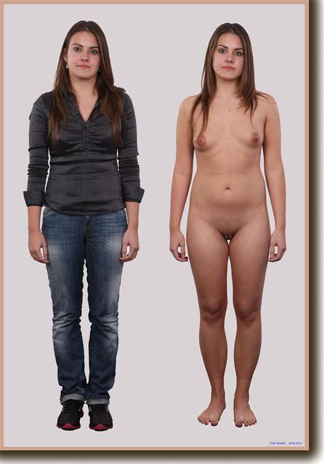 7798 Monika Porn Pic From Czech Casting Front 1 7