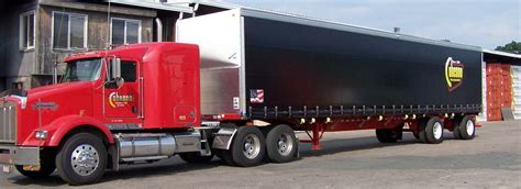 curtainside trailer systems sliding curtain trailers