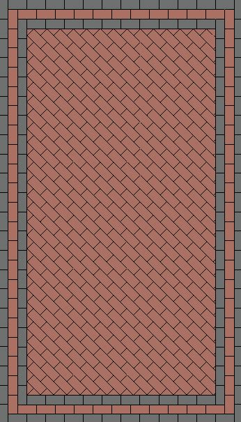 stretcher bond paving pattern block paving patterns hardtop paving and landscapes driveways and artificial grass
