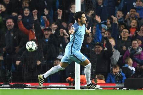 manchester football ilkay manager gundogan starting champions league vs xi middlesbrough combined barcelona attributes revealed ratings values player he
