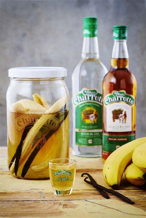 rhum cuisine rhum arrangé à la banane les meilleures recettes de