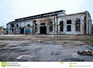 Abandoned Factory Stock Photo - Image: 46948806
