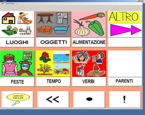 comunicazione aumentativa e apprendimento della letto scrittura comunicazione aumentativa caa schede d esempio