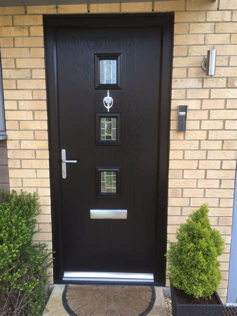 New Front Door And Frame by Fully Fitted And Supply Only Upvc Composite Doors By We