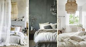 chambre decoration campagne chic With deco chambre campagne chic