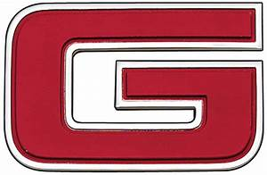 1983 1988 all makes all models parts g0976 1983 88 gmc With gmc grill letters