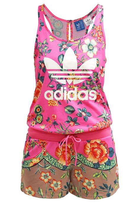 adidas floral jumpsuit fashion womens playsuits jumpsuits adidas jumpsuit