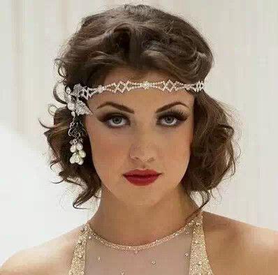 20s Hairstyles Flapper by Resultado De Imagen Para 1920s Hair 1920s Hair 1920s