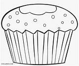 Cupcake Coloring Pages Cupcakes Printable Cool2bkids Sweets раскраски Muffin Template Felt Printing Cake Yummy Crafts летние алфавита буквами Children sketch template