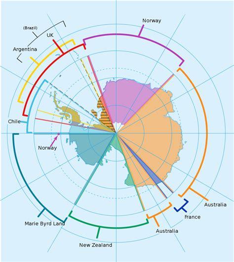 territorial claims  antarctica wikipedia