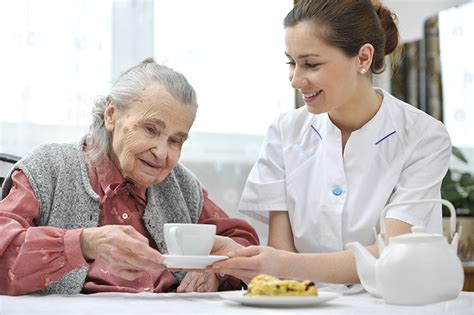 why choose a career in the care sector
